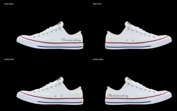 Schuh (Design: 5734 )Converse Low
