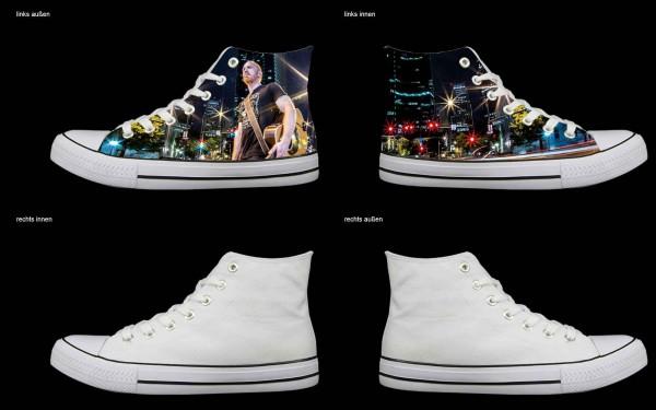 Schuh (Design: 7555 )Sneaker High