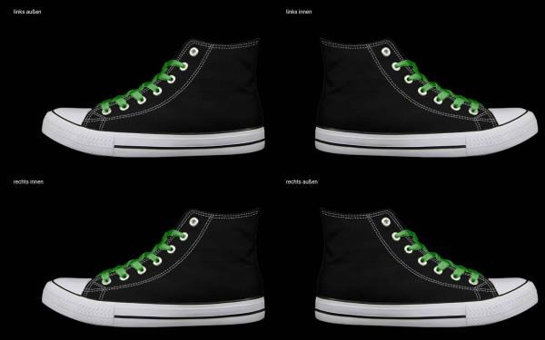 Schuh (Design: 7353 )Sneaker High