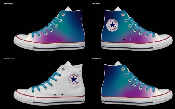 Schuh (Design: 7462 )Converse High