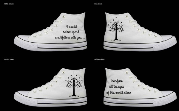 Schuh (Design: 7317 )Sneaker High