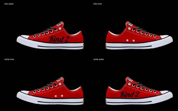 Schuh (Design: 5685 )Converse Low