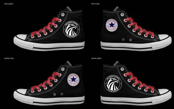 Schuh (Design: 5411 )Converse High