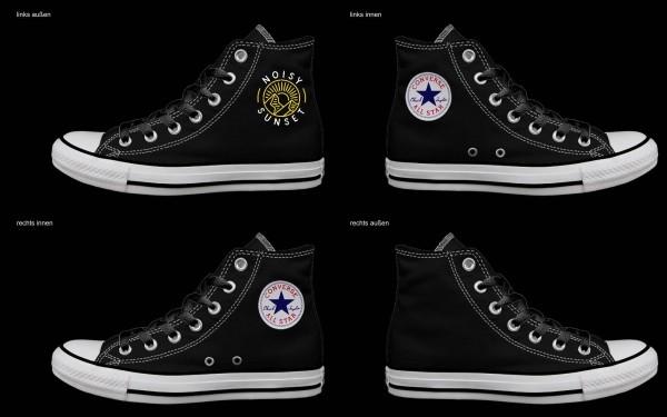 Schuh (Design: 7194 )Converse High