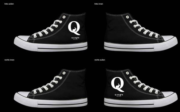 Schuh (Design: 8126 )Sneaker High