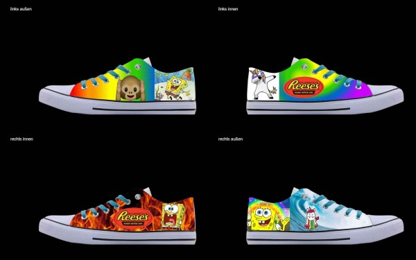 Schuh (Design: 4771 )Sneaker Low