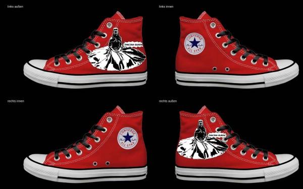 Schuh (Design: 8035 )Converse High