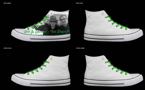 Schuh (Design: 7127 )Sneaker High