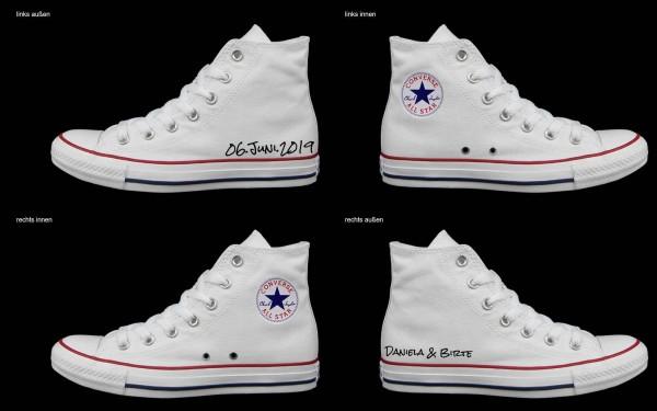 Schuh (Design: 5698 )Converse High