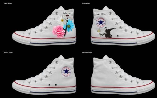 Schuh (Design: 7145 )Converse High