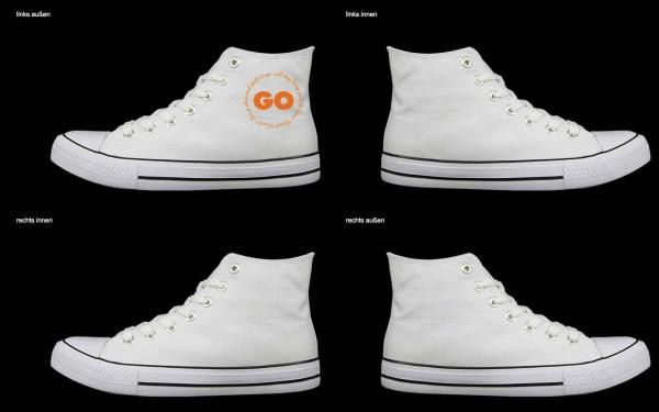Schuh (Design: 7369 )Sneaker High
