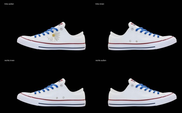 Schuh (Design: 6637 )Converse Low