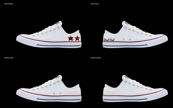 Schuh (Design: 4437 )Converse Low