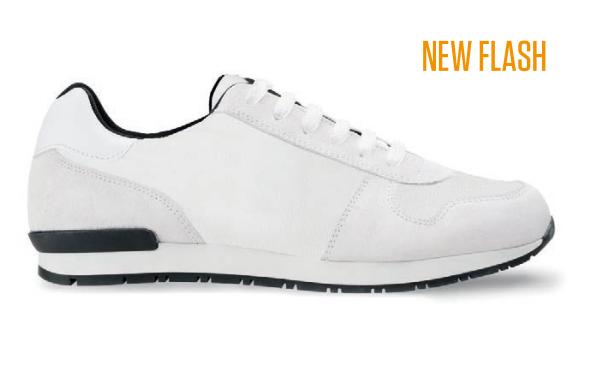 New Flash Sneaker Weiß - ID-Sneakers