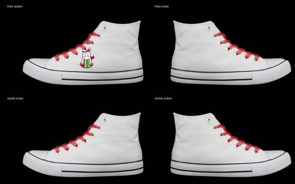 Schuh (Design: 7456 )Sneaker High