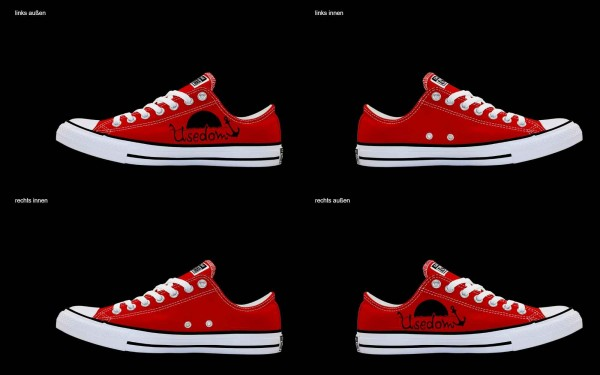Schuh (Design: 4147 )Converse Low