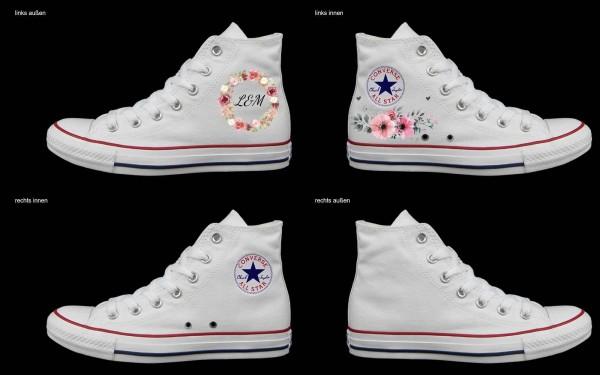 Schuh (Design: 7879 )Converse High