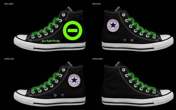 Schuh (Design: 7633 )Converse High