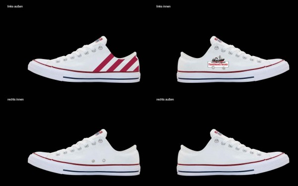 Schuh (Design: 7189 )Converse Low