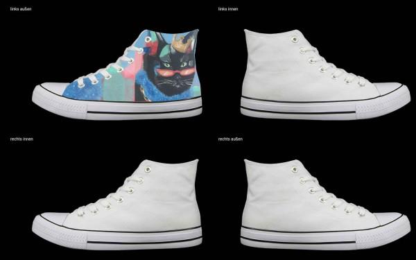 Schuh (Design: 7697 )Sneaker High