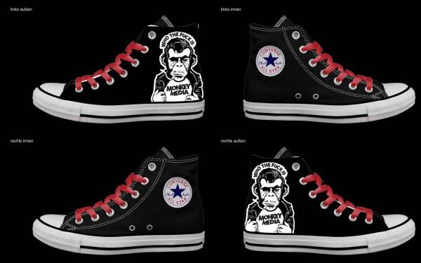 Schuh (Design: 7433 )Converse High