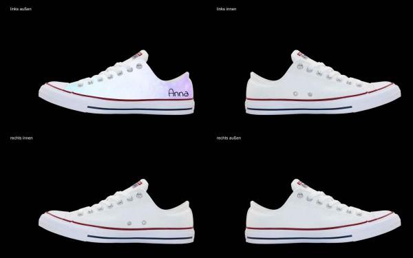 Schuh (Design: 4337 )Converse Low
