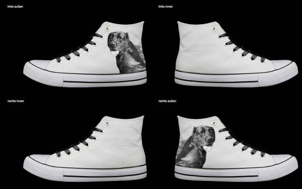 Schuh (Design: 4414 )Sneaker High
