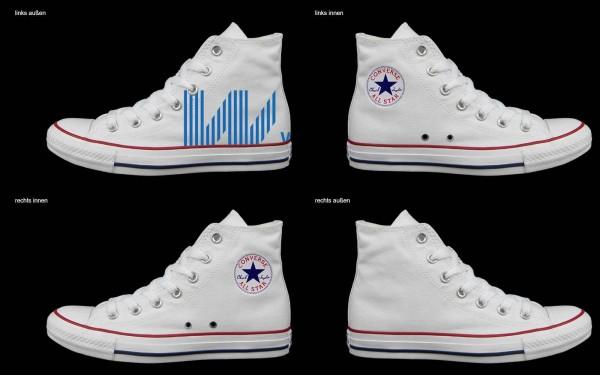 Schuh (Design: 7651 )Converse High