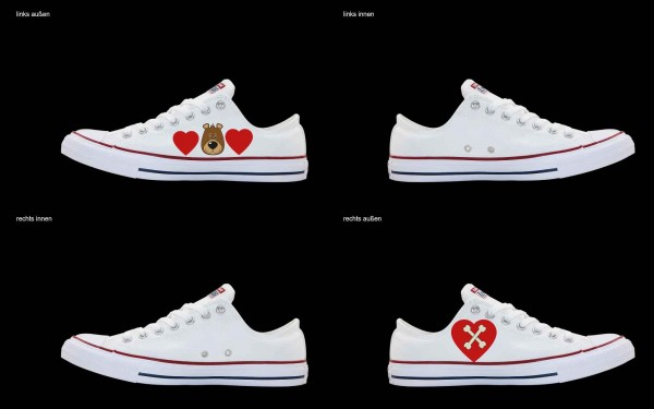 Schuh (Design: 7720 )Converse Low