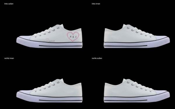 Schuh (Design: 4158 )Sneaker Low