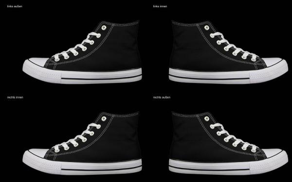 Schuh (Design: 7925 )Sneaker High
