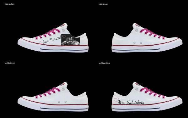 Schuh (Design: 4539 )Converse Low