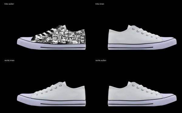 Schuh (Design: 7621 )Sneaker Low