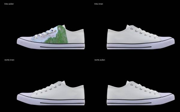 Schuh (Design: 7200 )Sneaker Low