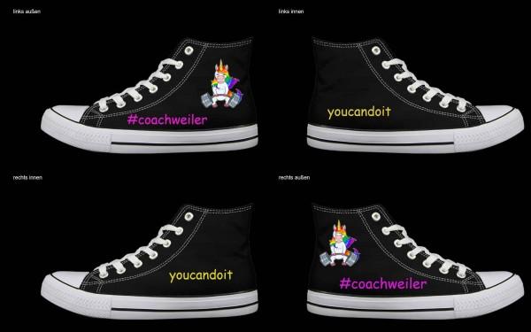 Schuh (Design: 4204 )Sneaker High
