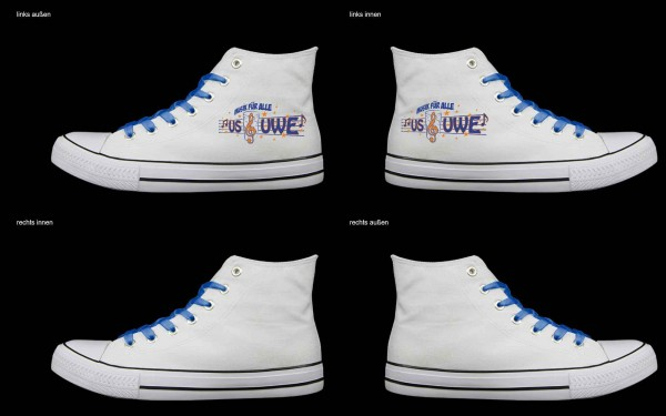 Schuh (Design: 7530 )Sneaker High