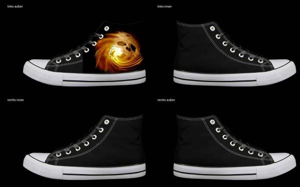 Schuh (Design: 7255 )Sneaker High