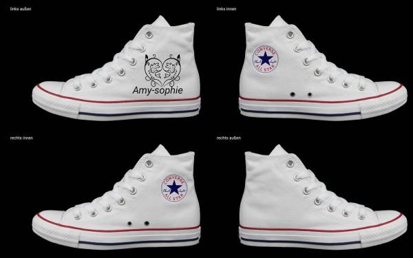 Schuh (Design: 4927 )Converse High