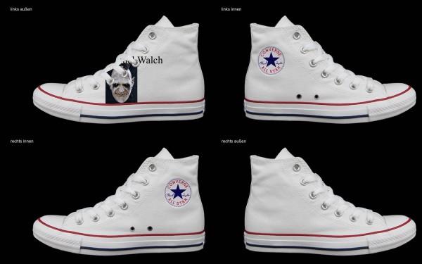 Schuh (Design: 7492 )Converse High