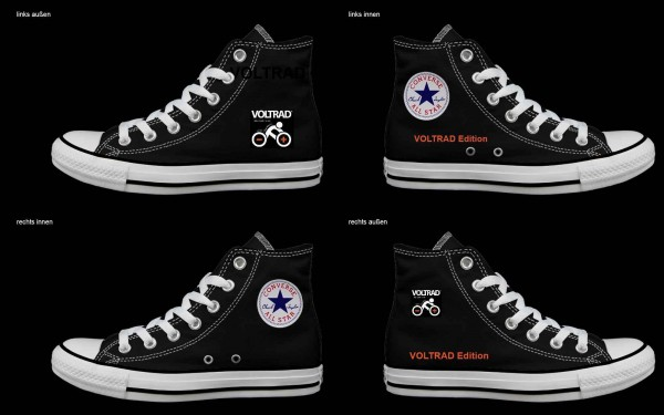 Schuh (Design: 5059 )Converse High
