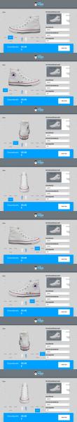 Schuh (Design: 14730) converse high