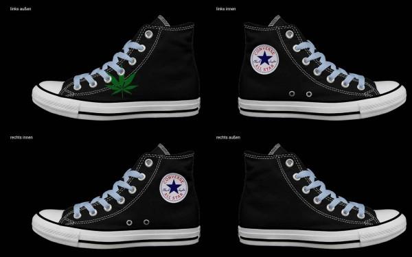 Schuh (Design: 7918 )Converse High
