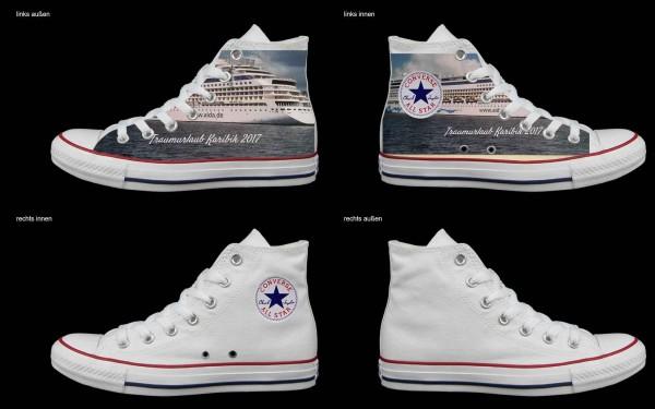 Schuh (Design: 4117 )Converse High