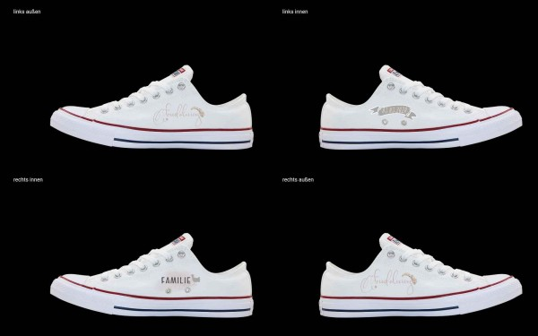 Schuh (Design: 8180 )Converse Low