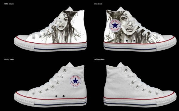Schuh (Design: 7210 )Converse High