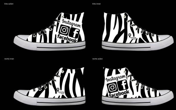 Schuh (Design: 5739 )Sneaker High