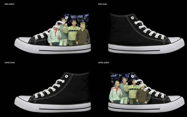 Schuh (Design: 7136 )Sneaker High