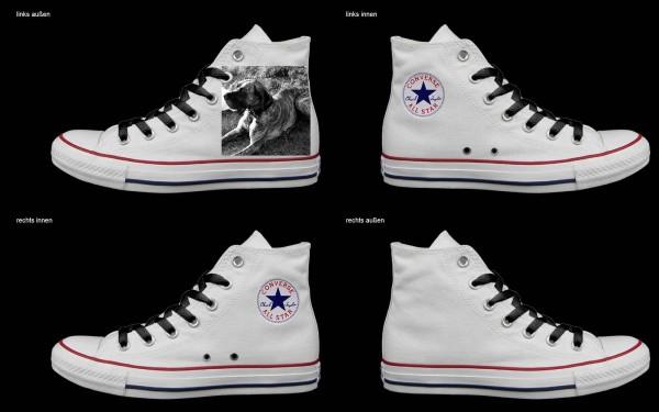 Schuh (Design: 7409 )Converse High