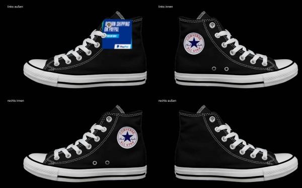 Schuh (Design: 7400 )Converse High