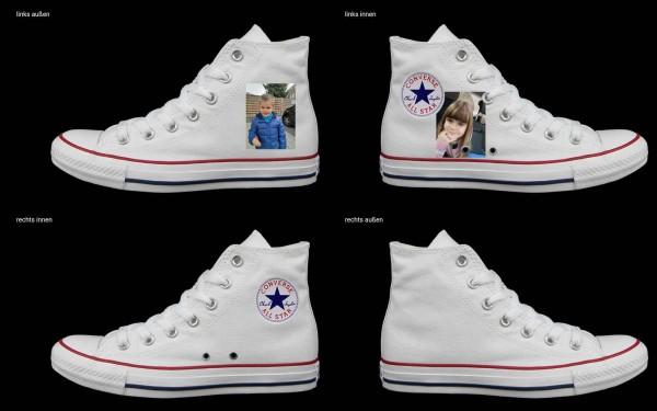 Schuh (Design: 4519 )Converse High